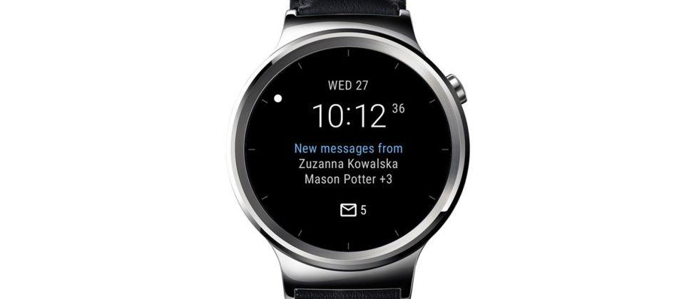 Microsoft rolls out Outlook watch face for Android Wear