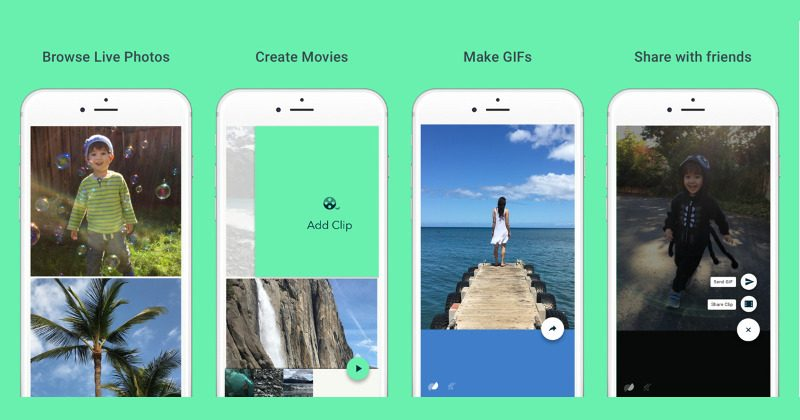 Google's iOS-only Motion Stills turns Live Photos into GIFs