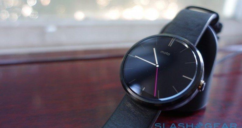 Android Wear 2.0 will skip Moto 360 1st gen