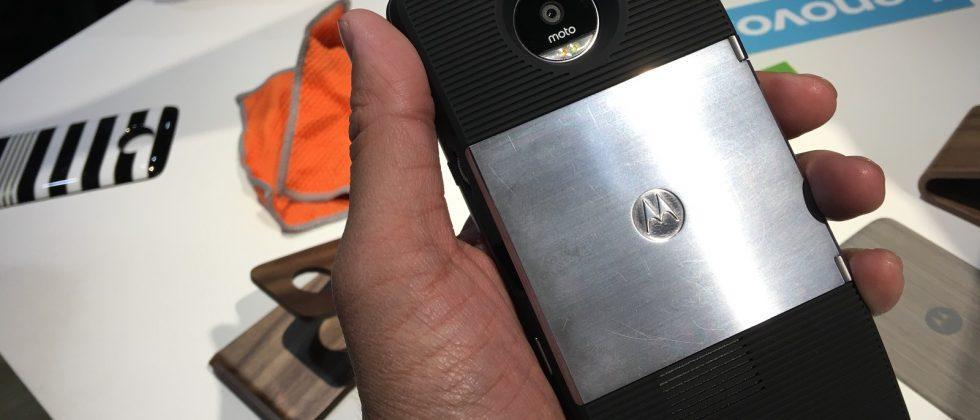 Moto Z Droid Moto Mods accessories priced