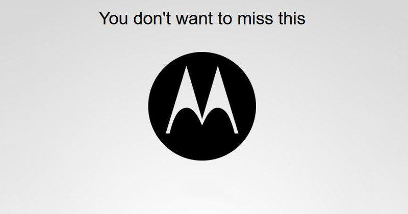 Motorola exec heads out