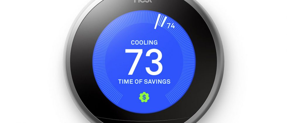 Nest's new talent tames the thermostat when power gets pricey