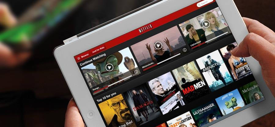 Netflix for iPad updated with picture-in-picture support