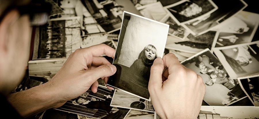 Using your phone to scan documents and old photos