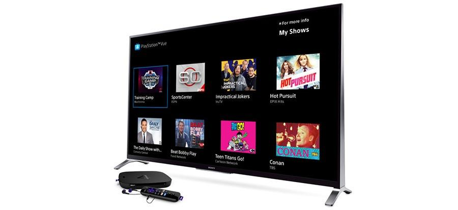 PlayStation Vue arrives on Roku in the U.S.