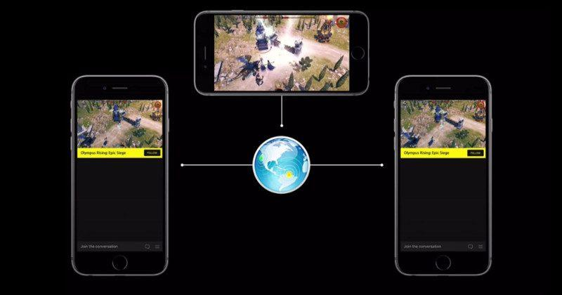 iOS 10 jumps on game livestreaming train with ReplayKit