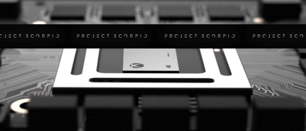 Project Scorpio official: Xbox One with better everything (and Oculus Rift)