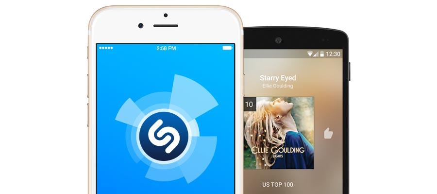 Shazam for Android adds auto mode for background listening