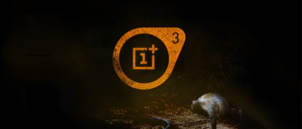 DBRAND reveals Half-Life 3 (OnePlus 3) with slick burn
