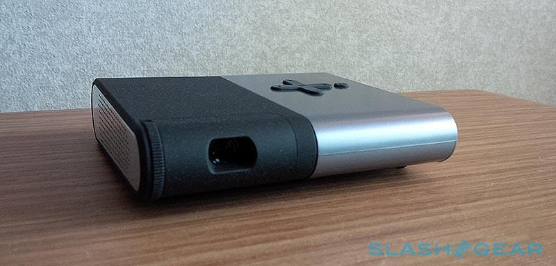 Lenovo Pocket Projector Review — a 110″ display in your bag