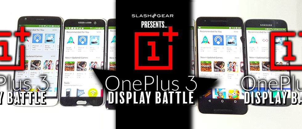 OnePlus 3 Review Part II: Display VS iPhone 6s, Galaxy S7, and more