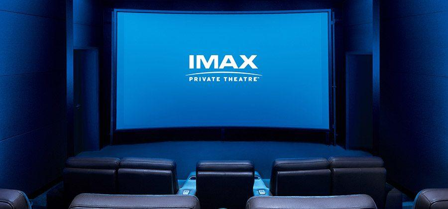 IMAX home theaters are a thing, but they start at $400k