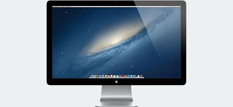 Apple Thunderbolt Display is being discontinued