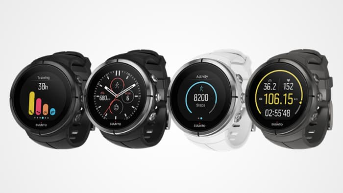 Suunto Spartan Ultra is a smartwatch for fitness enthusiasts