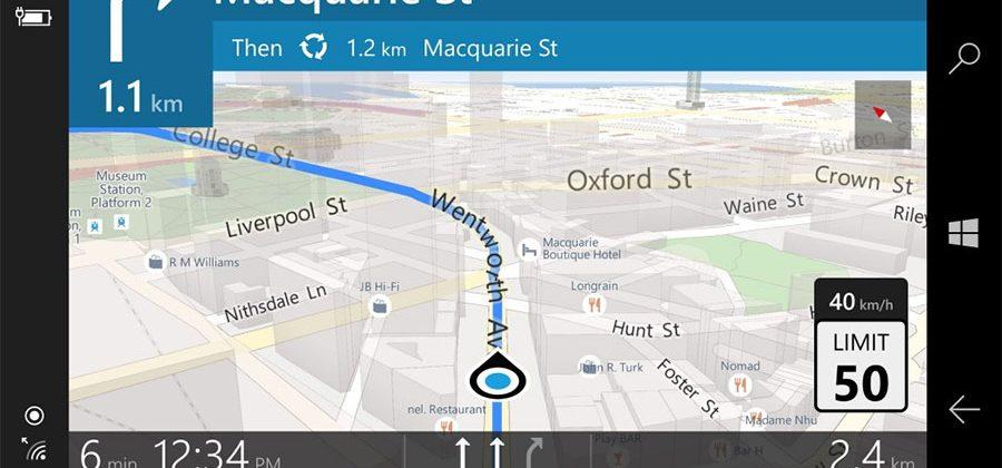 Windows 10 Maps app update brings guided nav improvements