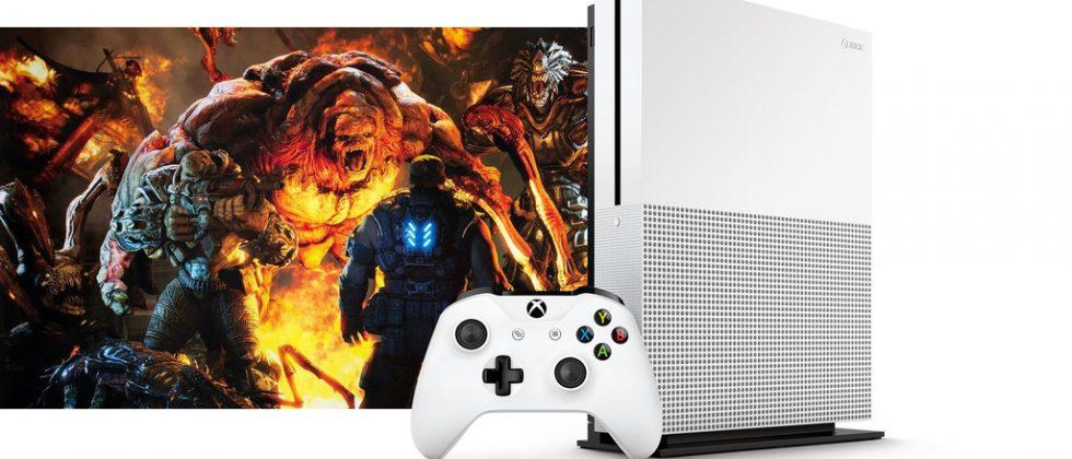 Xbox One S leaks: 40% slimmer console with 4K