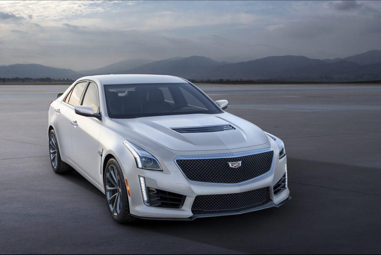2016-CTS-V Super-Sedan