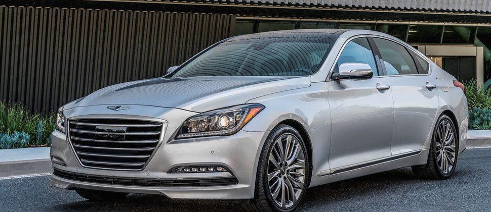 2017 Genesis G80 debuts, dropping Hyundai brand name