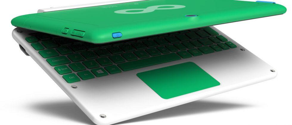 One Laptop Per Child debuts new, larger Infinity:One model