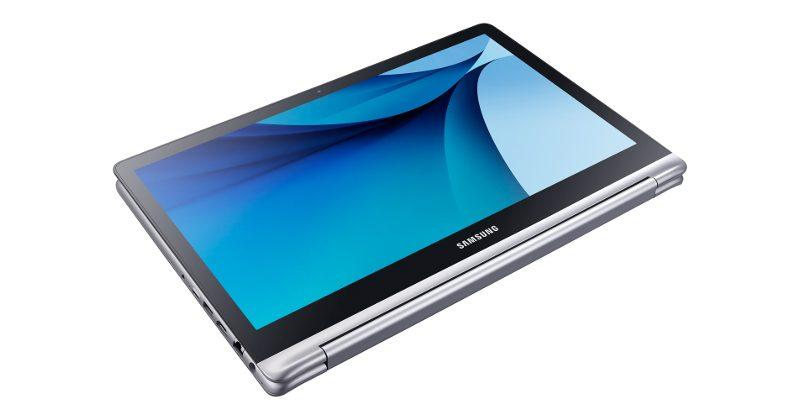 Samsung Notebook 7 2-in-1 convertible now up for grabs