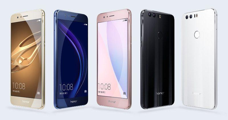 Huawei honor 8 US launch event taking place in San Francisco