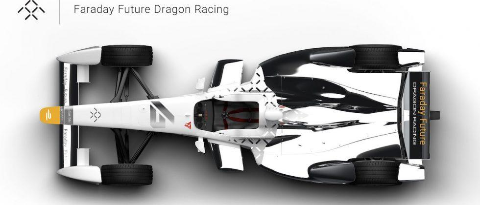 Faraday Future joins Formula E with Dragon Racing partnership