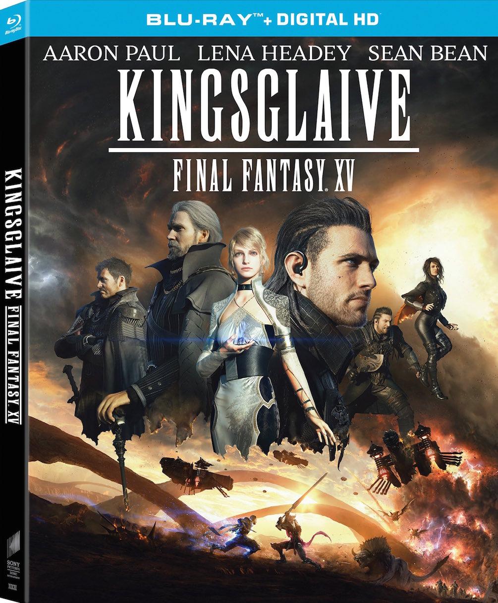 Kingsglaive Final Fantasy 15 movie sees trailer, release date revealed