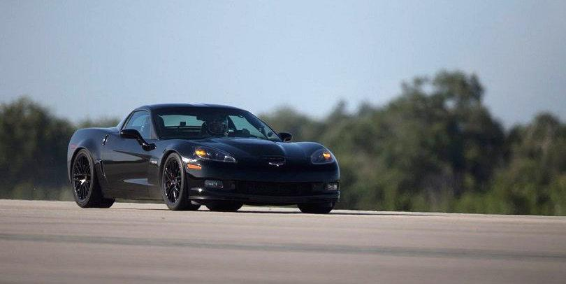 Electric Corvette breaks EV land speed record — again