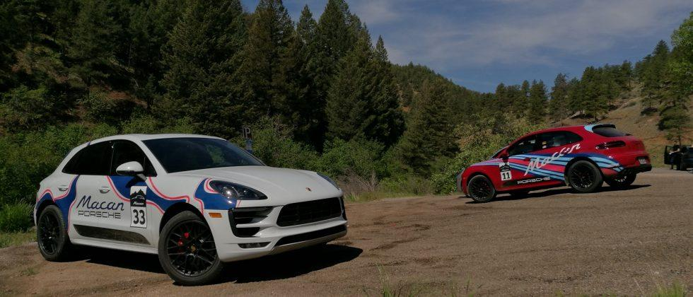2017 Porsche Macan GTS takes on two peaks in one day