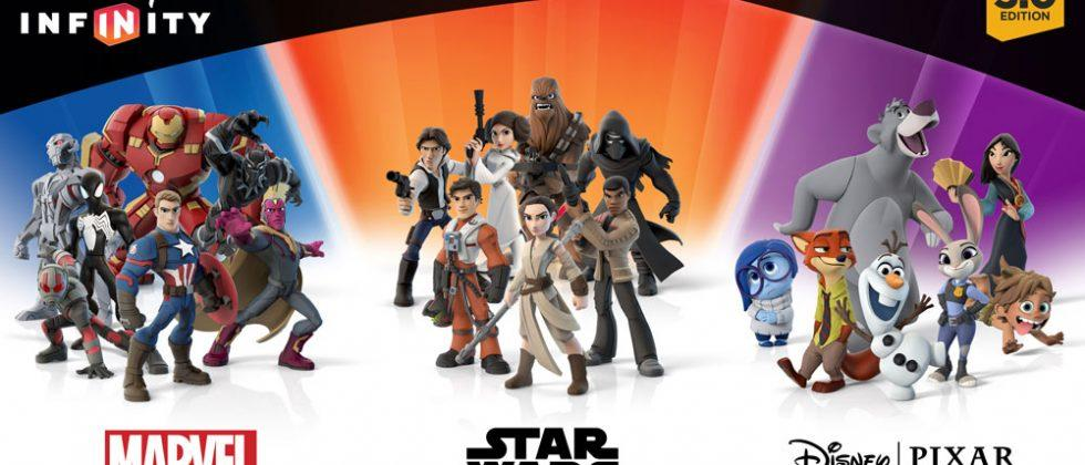 Disney Infinity servers close in March 2017, PC & mobile versions unplayable in September