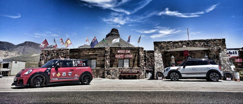Mini Takes The States 2016 – Las Vegas to Palm Springs in a 2016 Mini John Cooper Works Convertible