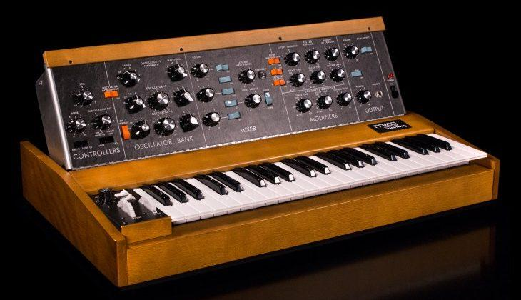 Moog brings the iconic Minimoog Model D back to production