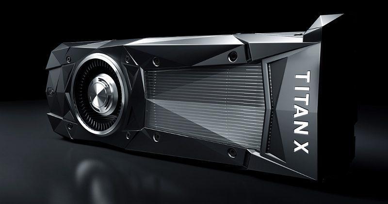 "New NVIDIA Titan X promises even more ""irresponsible peformance"""