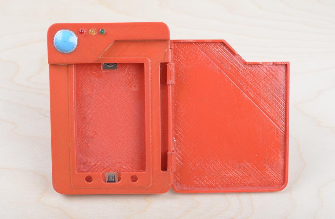 Play Pokemon Go even longer with this Pokedex phone battery case