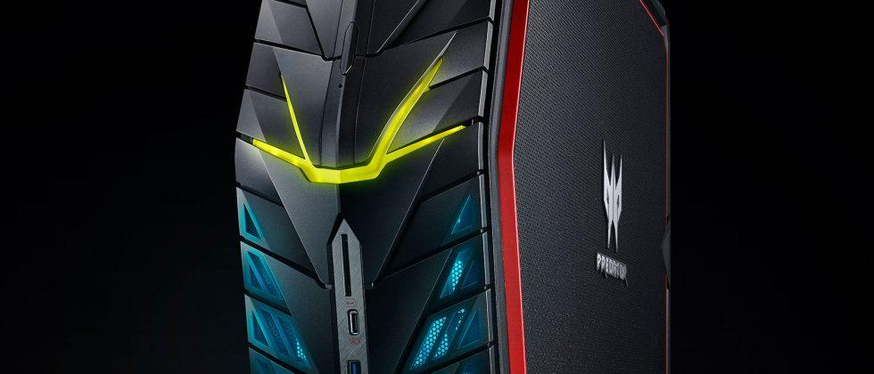 Acer Predator G1 release date set with GTX 1080