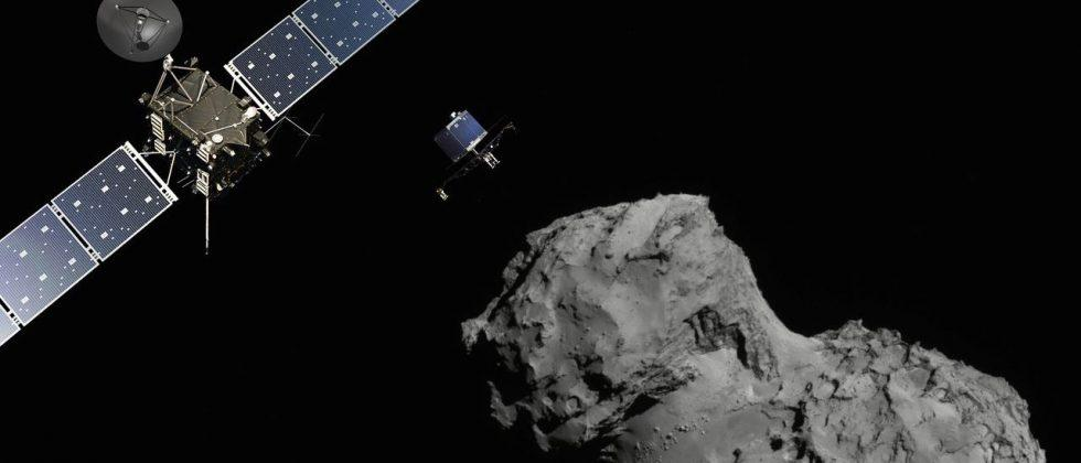 Rosetta will end its mission by crashing into comet on September 30