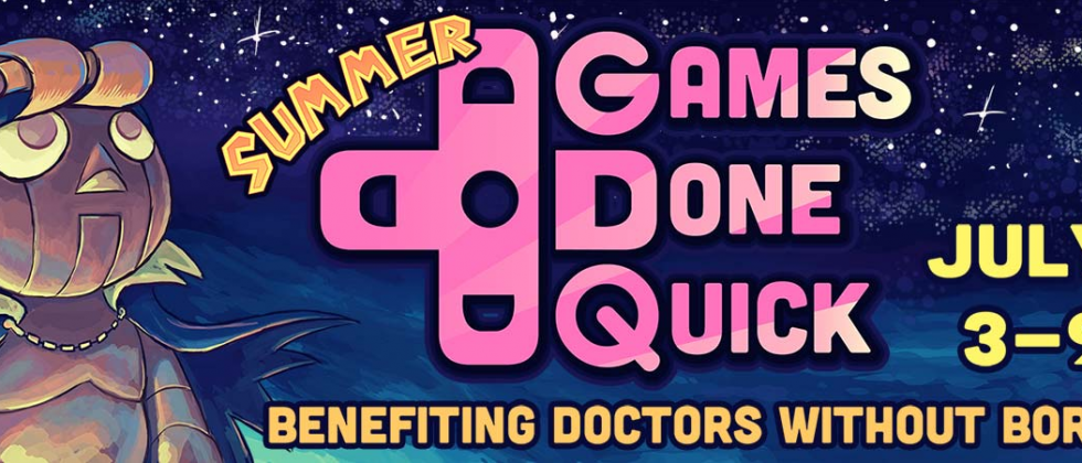 How Summer Games Done Quick 2016 makes speedrunning a marathon