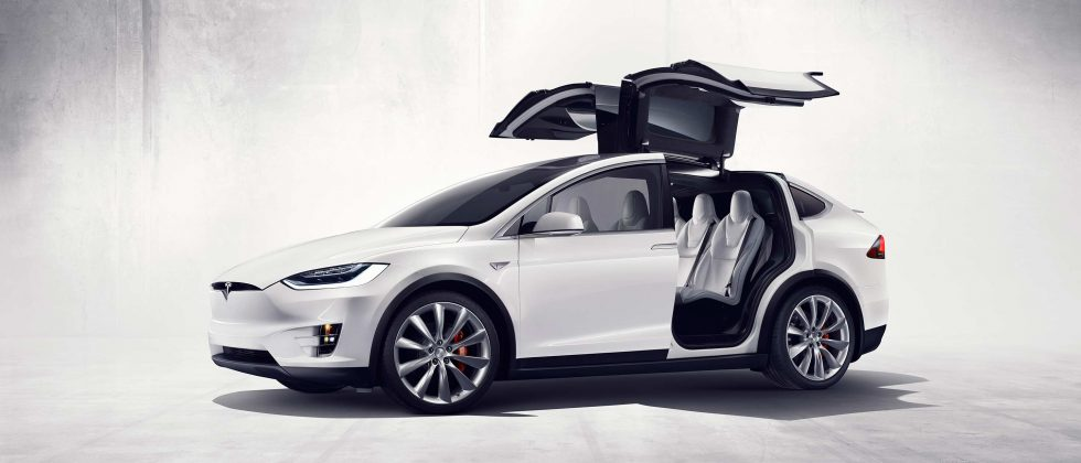 This 60D is now the cheapest Tesla Model X