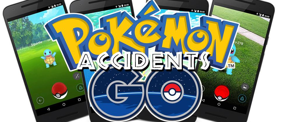 Five Pokemon GO accidents that stress the importance of paying attention