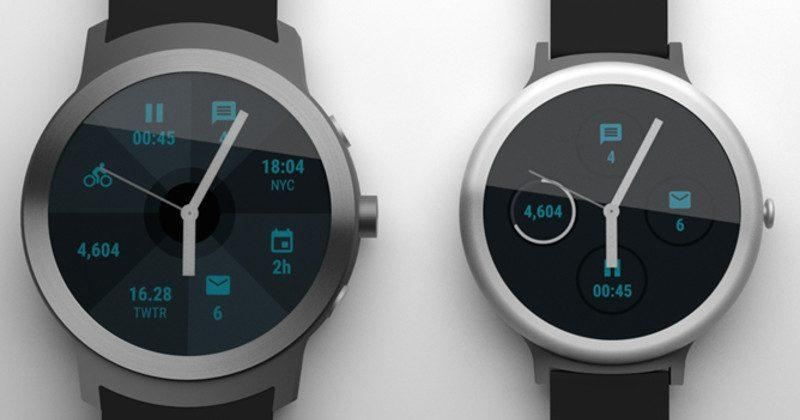 Google-made Android Wear smartwatch renders leaked