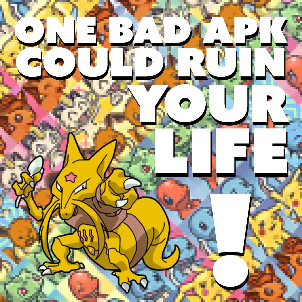 Pokemon GO APK download and what to avoid - SlashGear