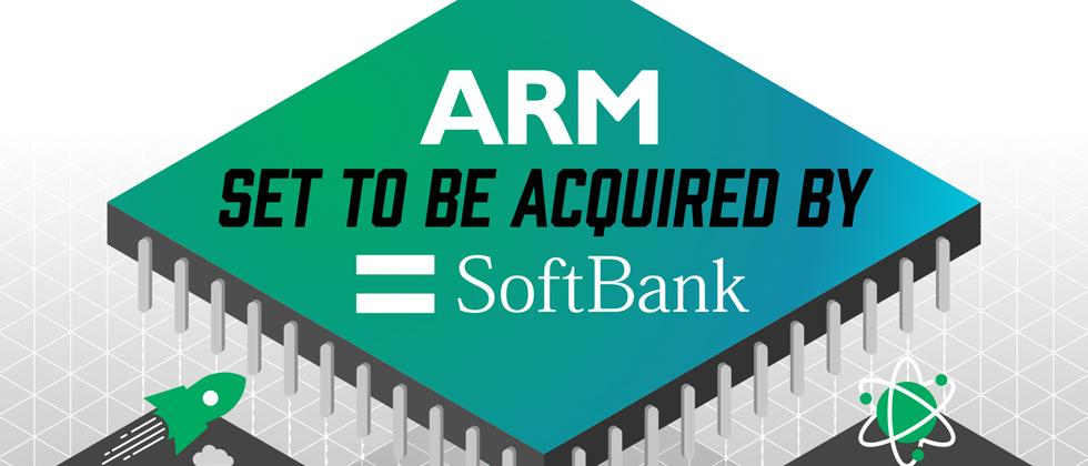 SoftBank acquiring ARM Holdings for $31.4-billion