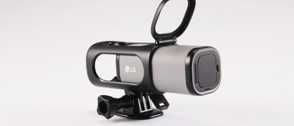 LG Action Cam LTE to arrive in 'key markets' soon