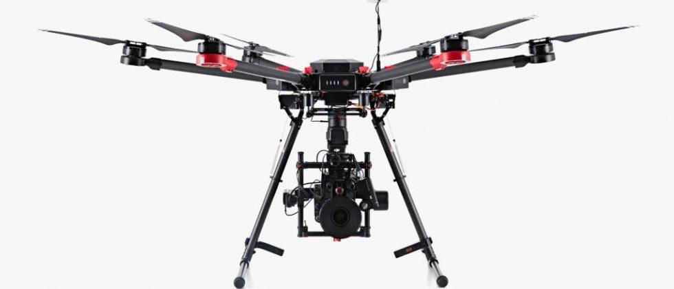 DJI and Hasselblad launch drone bundle for aerial photography