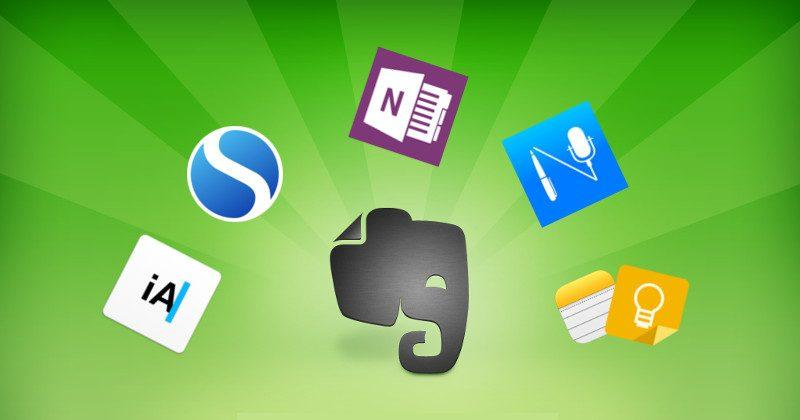 Evernote alternatives : Here are five cross-platform note taking tools