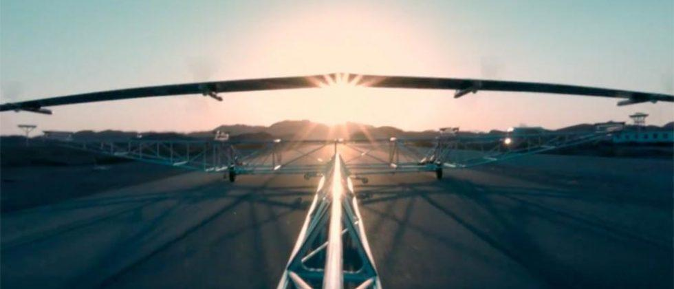Facebook's Aquila drone has a successful first full-scale flight