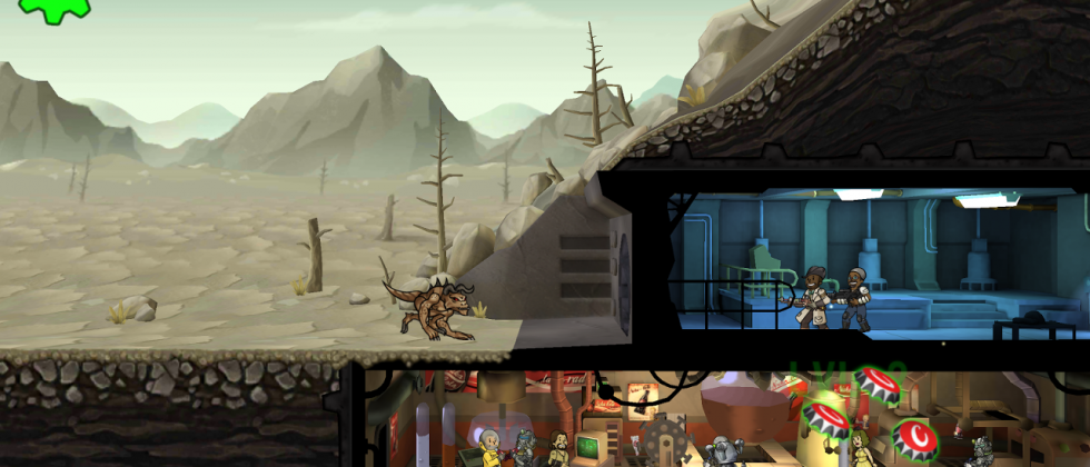 Fallout Shelter arrives on PC at long last