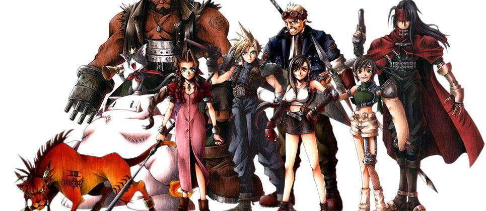 Final Fantasy VII finally arrives on Android