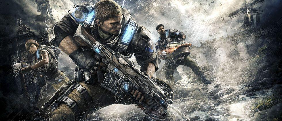 Gears of War 4 will feature PC-only enhancements