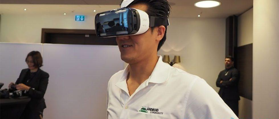 Samsung Gear VR 2 spied in import records